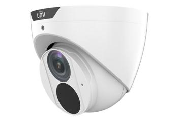 Uniview 5MP HD LightHunter IR Fixed Eyeball Network Camera