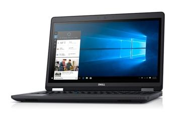 Dell Latitude E5570U, Intel Core i7-6600U, Fingerprint Reader and Smart Card Reader, 8GB Memory, 500GB Hard Drive, Windows 7 Professional (64Bit) English (Includes Windows 10 Pro License)