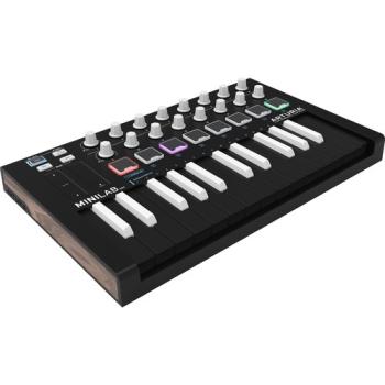Arturia MiniLab Mk II Inverted Portable USB-MIDI Controller