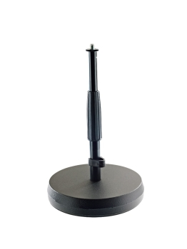 K&M 23325 Table & Floor Microphone Stand