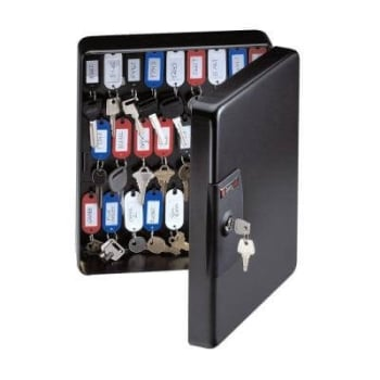 SentrySafe KB50 0.12 Cubic FT Key Lock Box