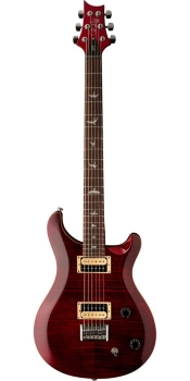 PRS 277SR2 SE 277 6 String Electric Guitar in Scarlet Red