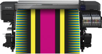 Epson SureColor SC F9400H Dye Sublimation Large Printer