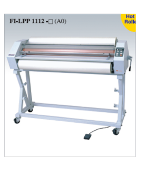Fujipla A0 Roll Laminating Machine LPP Series FI-LPP1112-V2