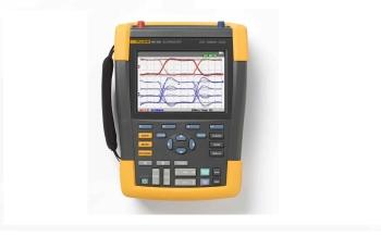 Fluke ScopeMeter Oscilloscopes, 2 Ch, 100 Mhz 190-102/UN