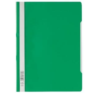 Perfekt Clear Folder Green - Set of 5 (12 Pcs in 1 Pack)