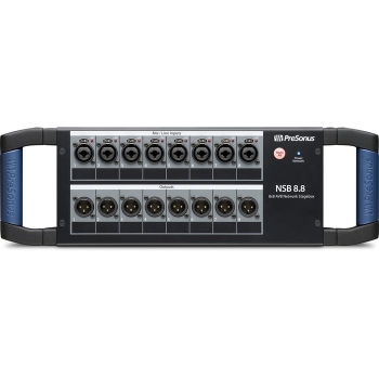 Presonus NSB 8.8 UK 8x8 AVB Stagebox