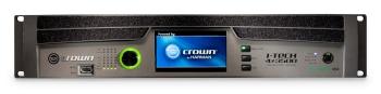 Crown IT4X3500HDS Four-Channel 4000W Binding Post Version Amplifier