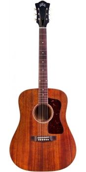 Guild D-20 Dreadnought 6-string Acoustic Guitar Natural