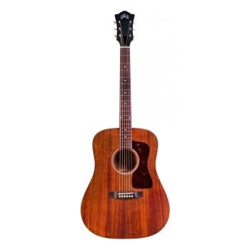 Guild D-20E 6-string Acoustic-electric Guitar-Natural