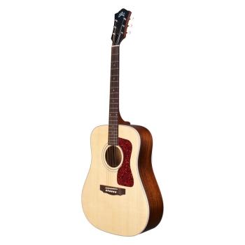 Guild D-40 Dreadnought Acoustic Guitar Natural