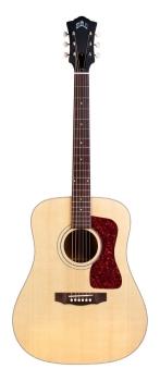 Guild D-40E Acoustic-Electric Guitar - Natural