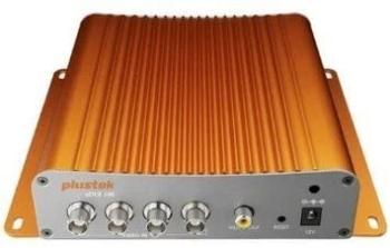 Plustek NDVR 540 4 60-eh1-a1 m710-r Supports 4-Channel CCTV Cameras NDVR