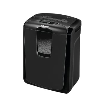 Fellowes 4604201 Powershred M-8C Cross Cut Shredder