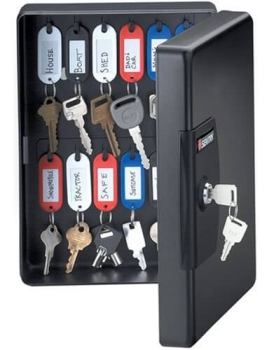 SenreySafe Key Cabinet KB-25