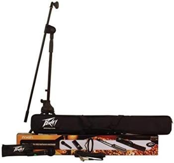 Peavey PV-MSP1-XLR-XLR Dynamic Cardioid Microphone With Accessories