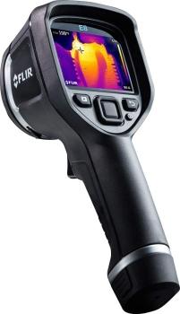FLIR E8-XT Extended Temperature Range Handheld Infrared Camera