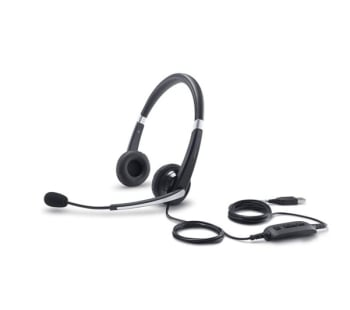 Dell UC300 Pro Lync Optimized Stereo Headset