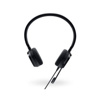 Dell UC150 Pro Stereo Headset for Skype and Business