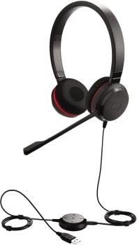 Jabra EVOLVE 30 II MS Stereo Wired Headphone