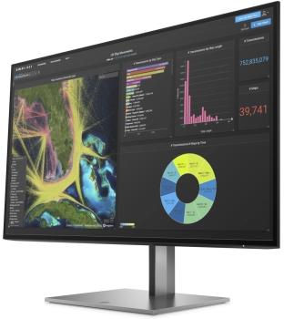 HP 1B9T0AA Z27k G3 4K USB-C Monitor Display