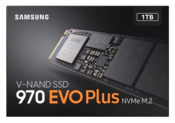 Samsung 970 EVO Plus NVMe M.2 SSD 1TB