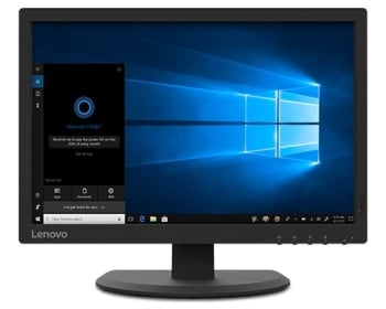 "Lenovo ThinkVision E20-20 19.5"" 16:10 Monitor"