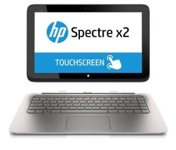 """HP Spectre h240se x2 13.3"""" (F9E99EA) (Core i5, 128GB, 4GB, Win 8.1)"""
