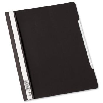 Perfekt Clear Folder Black - Set of 5 (12 Pcs in 1 Pack)