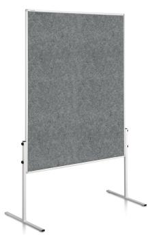 Legamaster 7-206000 Economy Covering Workshop Board 150/120cm Grey