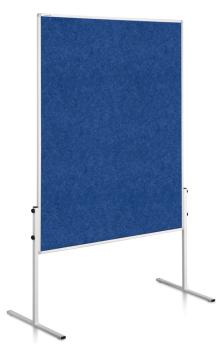 Legamaster 7-206100 Economy Covering Workshop Board 150/120cm Blue