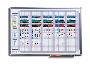 Legamaster 7-410800 Premium Plus Multi Purpose Planner