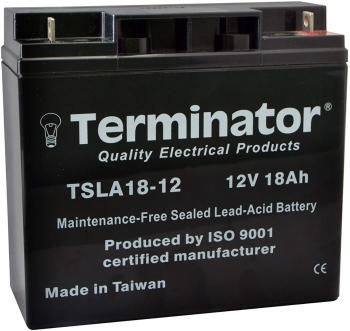 Terminator TSLA 18-12 12V-18AH Battery