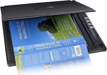 Plustek Optic Slim 2680H High Speed Flatbed Scanner