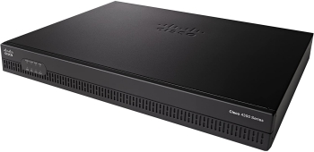 Cisco ISR4321/K9 Integrated Services Router