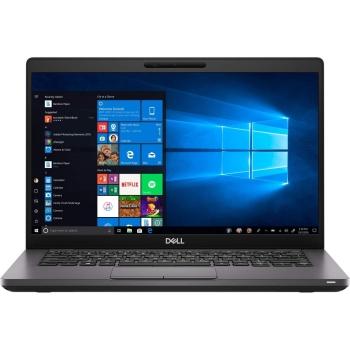 """Dell Latitude 5400 Business Laptop , (Intel Core i7-8665U Processor, 14"""", 8GB, 512 GB, SATA  SSD, Windows 10 pro)"""