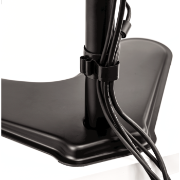 Professional Series Free-standing Dual Monitor Arm