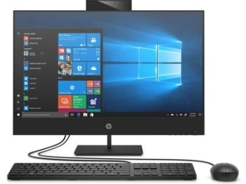 HP ProOne 440 G6 All In One PC (Intel Core i7, 8GB, 1TB HDD, 23.8 Inches Screen 5MP Pop Up Camera)