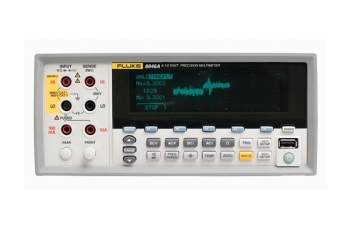 Fluke 8846A/SU 220V 6.5 Digit Precision Multimeter with Software and Cable