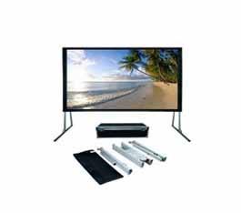"Anchor 500 x 375 cm 120"" Diagonal 4:3 Aspect Fast Fold Projector Screen"