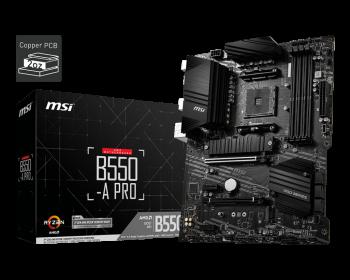 MSI B550-A Pro Realtek® RTL8111H Gigabit LAN Motherboard