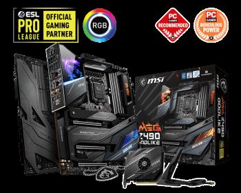 MSI MEG Z490 GODLIKE Gaming Motherboard