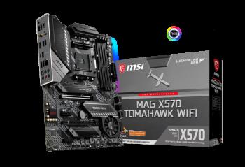 MSI MAG X570 Tomhawk Wi-Fi Gaming Motherboard
