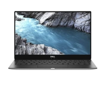 """Dell Xps 13-7390-2047 (2 in 1) 13.4""""FHD Touch-Flip Laptop (Core i7 1065G7 1.3 GHZ, 512SSD, 16GB RAM)"""