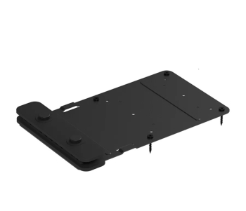 Logitech Mounting Bracket with Cable Retention for Mini PCs and Chromeboxes