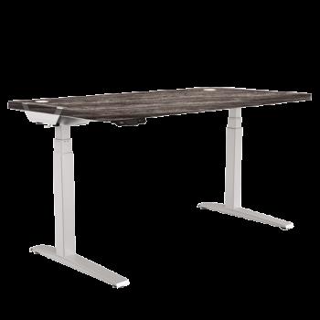 Fellowes Levado Desk and Top Newport Oak (1800mm x 800mm)
