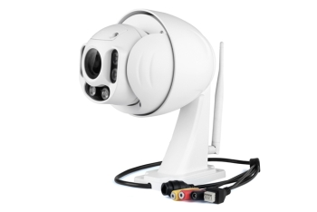 Foscam Outdoor PTZ 4X Zoom HD 1080P WiFi Security Camera