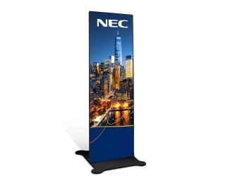 NEC LED-A025i Indoor LED 2.5 mm All-in-one Digital Poster