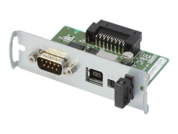 Epson UB-U19 9-Pin Serial Interface Board with USB For on board USB Printer