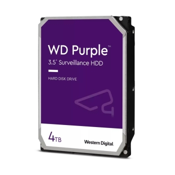 Western Digital Purple Surveillance 4TB Hard Drive